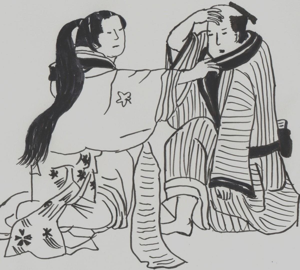 蜻蛉 日記 うつろ ひたる 菊 現代 語 訳